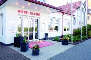 Hotel Elysee - Kahl am Main