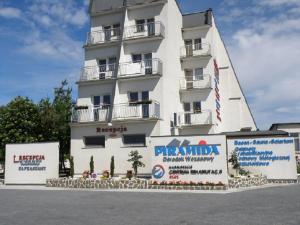 Piramida I, Dovolenkové parky  Darłowo - big - 19