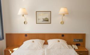 Zum Goldenen Anker, Hotels  Tönning - big - 14
