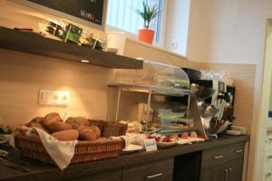 Apartmenthaus Unterwegs, Pensionen  Rostock - big - 21