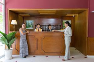 Hotel L'Odéon Phu My Hung, Отели  Хошимин - big - 72