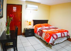 Single Room Hotel Plaza Cosiguina