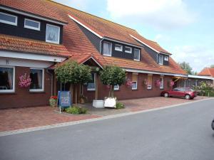 Hotel-Pension Janssen - Altharlingersiel