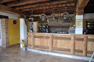 Agriturismo Al Gelso, Фермерские дома  Risano - big - 57