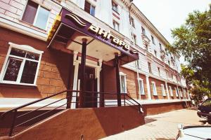 Hotel Angara - Yasachnaya