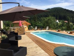 Chambres d'hôtes La Deviniere wellness et spa - Accommodation - Xonrupt-Longemer