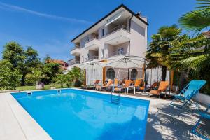 4 star pension Villa Marea Rovinj Croatia