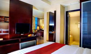 Grand Aston City Hall Hotel & Serviced Residences, Aparthotels  Medan - big - 22