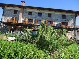 Agriturismo Al Gelso, Фермерские дома  Risano - big - 32