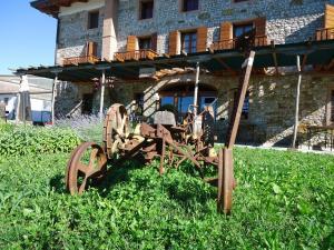 Agriturismo Al Gelso, Фермерские дома  Risano - big - 31