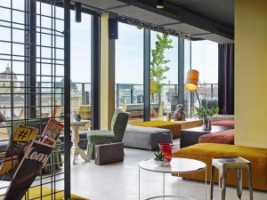25hours Hotel Vienna At Museumsquartier Review Austria Travel
