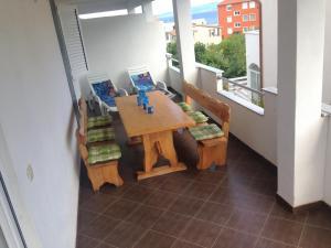 Apartments Milas, Ferienwohnungen  Trogir - big - 18