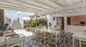 Pension Alexandra, Гостевые дома  Тоурлос - big - 15