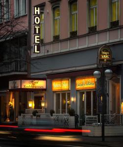 Hotel am Kochbrunnen - Auringen