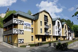 3 stern hotel Spa Hotel Devin Marienbad Tschechien