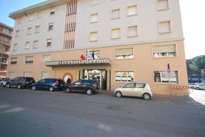 Hotel Moderno, Hotel  Pontassieve - big - 39