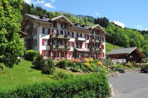 Swiss Historic Hotel du Pillon
