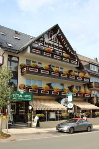 Central-Hotel - Winterberg
