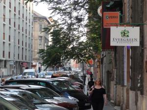 Evergreen Budapest Guest House