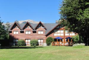 Hosteria Pichi Rincon, Hostince  Villa La Angostura - big - 21