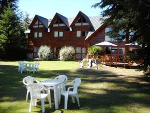 Hosteria Pichi Rincon, Hostince  Villa La Angostura - big - 47