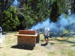 Hosteria Pichi Rincon, Hostince  Villa La Angostura - big - 53