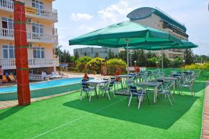 Artika Hotel, Szállodák  Vityazevo - big - 22