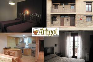 Apartamentos Artigot, Apartmány  Gea de Albarracín - big - 1