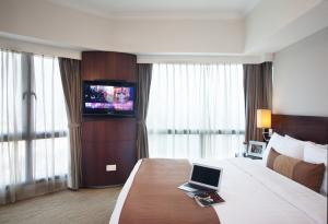 Somerset Grand Hanoi, Apartments  Hanoi - big - 27