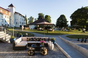 Klækken Hotel, Hotel - Hønefoss