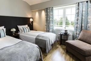 Klækken Hotel, Hotely  Honefoss - big - 33