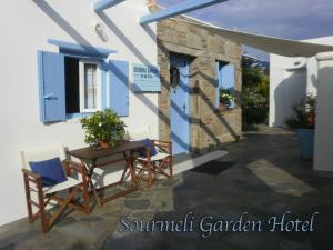 Sourmeli Garden Hotel, Hotels - Mýkonos City