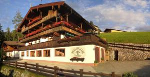 Accommodation in Alpbach