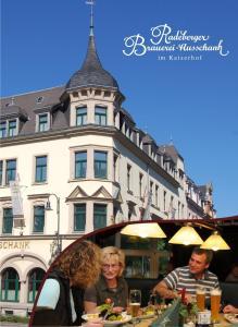 Hotel Kaiserhof - Großröhrsdorf