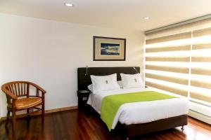 Hotel-Spa Casa de Lavim, Hotely  Bogotá - big - 44