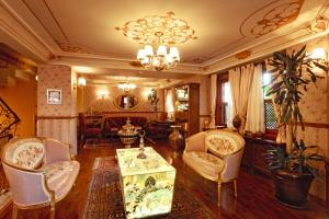 Dersaadet Hotel Istanbul, Отели  Стамбул - big - 1