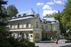 3 stern hotel Hotel Saint Antonius Marienbad Tschechien