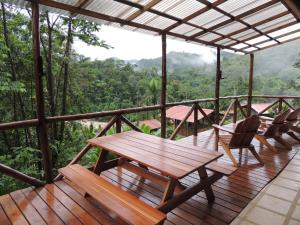 Pacuare River Lodge, Лоджи  Bajo Tigre - big - 25
