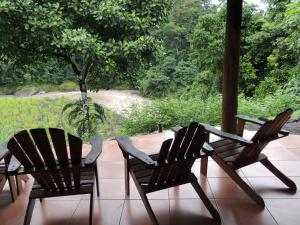 Pacuare River Lodge, Turistaházak  Bajo Tigre - big - 38