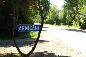 Viesu Māja Arnicāni - Cērkste