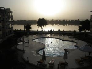 Dream Away Luxor, Apartmány  Al MarÄ«s - big - 18