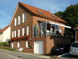 Ferienwohnung Haus Ahrens - Gadernheim
