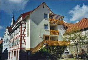 Ferienwohnung Schlossblick - Böllstein