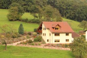 Ferienwohnung Hennrich - Kirchzell