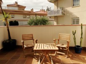 Antonio´s Apartment, Apartmanok  Sitges - big - 5