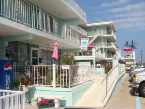 Four Winds Condo Motel, Motely  Wildwood Crest - big - 102