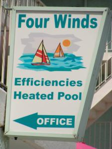 Four Winds Condo Motel, Motely  Wildwood Crest - big - 104