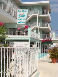 Four Winds Condo Motel, Motely  Wildwood Crest - big - 103