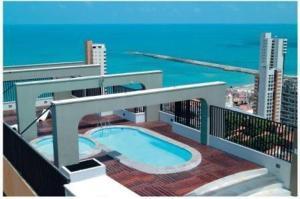Apartamento Dragão do Mar, Апартаменты  Форталеза - big - 16