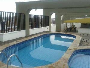 Apartamento Dragão do Mar, Ferienwohnungen  Fortaleza - big - 17